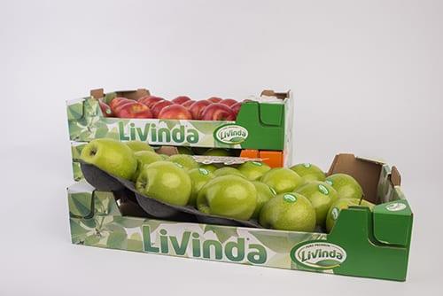 Nufri manzana livinda