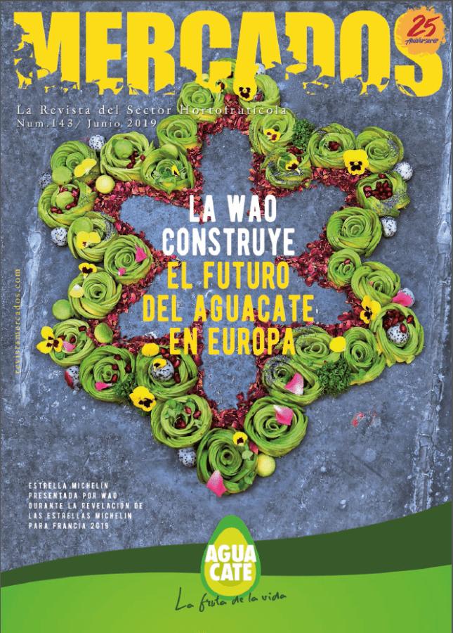 La WAO construye el futuro del aguacate en Europa