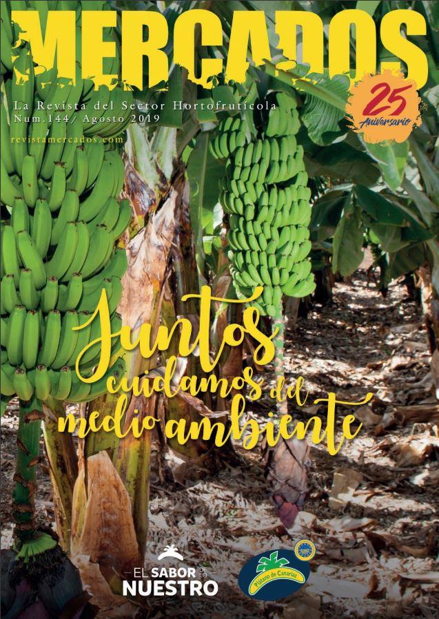 Confía en el mejor sabor. Plátano de Canarias