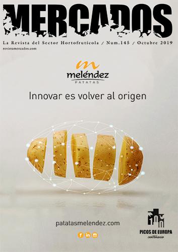 Innovar es volver al origen. PATATAS MELÉNDEZ
