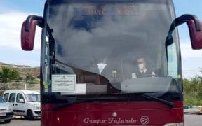 Transporte autobuses