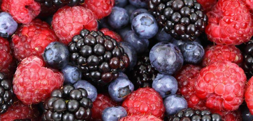 berries balance