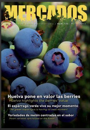 Huelva pone en valor las berries