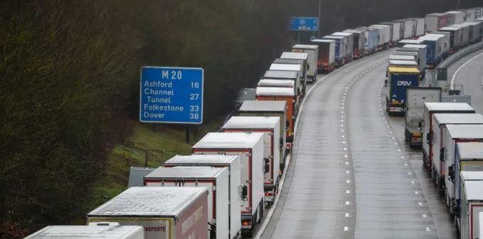 Reino Unido escasez frontera
