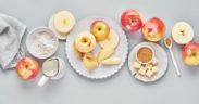 recetas Ambrosia manzana