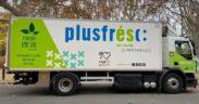 Plusfresc vehículos sostenibilidad