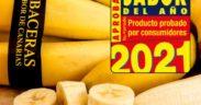 plátano Gabaceras sabor del año