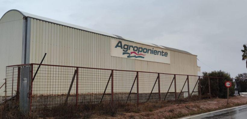 Grupo Agroponiente centro logístico