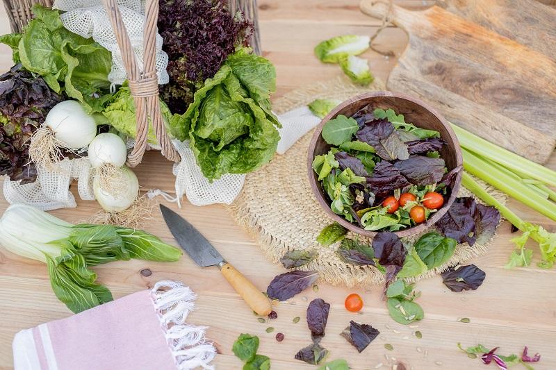 Primaflor consumo verdura