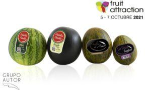 Grupo Autor melón sandía Fruit Attraction