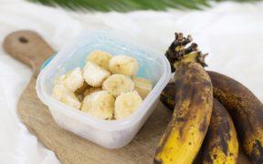 plátanos, consejos, desperdicio alimentario