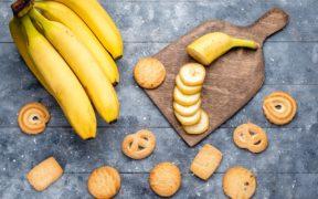 plátano aprovechar merienda desayunos
