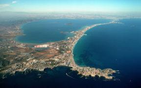 Mar Menor contaminación